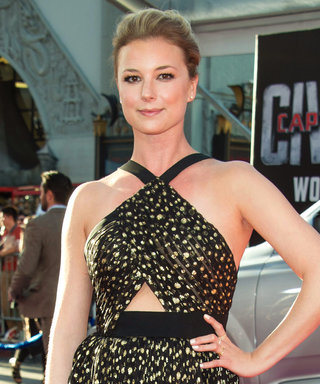 Let's Marvel at Emily VanCamp's Look from the Captain America: Civil War L.A. Premiere