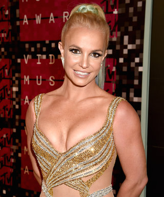 Britney Spears's Nerdy-Chic Instagram Selfie Will Throw You Off Guard