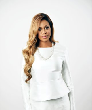 Here's What Laverne Cox Looked Like 2 Years into Her Transition