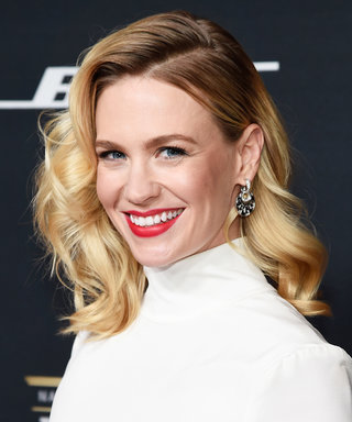 This Is January Jones's Go-To Anti-Aging Face Mask