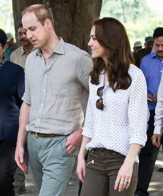 You Can Score Kate Middleton's Moto Pants for Less Than $50