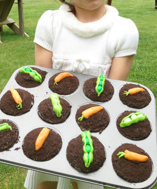 An Easy Earth Day Cupcake Recipe Your Kids Will Love