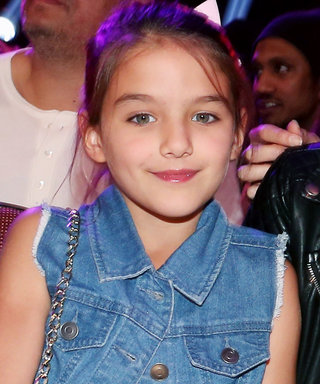 You Won't Believe How Much Birthday Girl Suri Cruise Looks Like Mom Katie Holmes