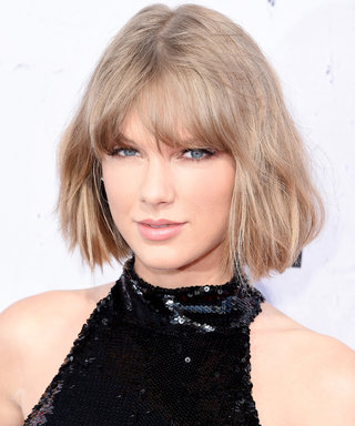 Taylor Swift Is the Ultimate Calvin Harris Fan Girl in This Hilarious Instagram