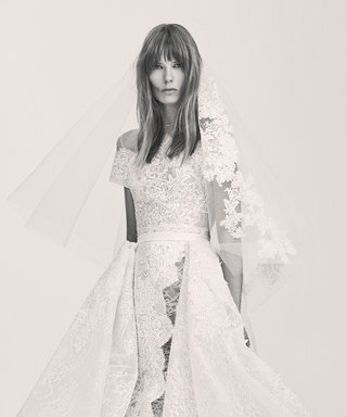 The Prettiest Spring 2017 Wedding Dresses from Bridal Fashion Week