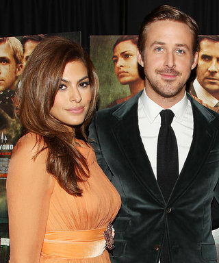 Eva Mendes and Ryan Gosling Spotted Holding Hands in N.Y.C.