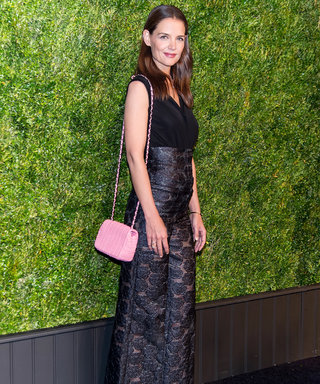 Katie Holmes Is the Picture of Youth at Chanel's Tribeca Film Festival Dinner