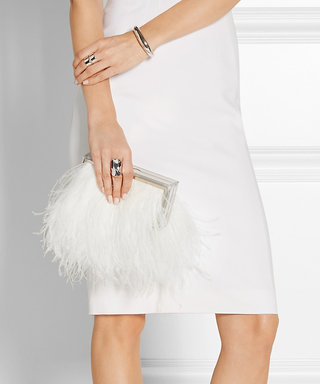 9 Perfect Bridal Clutches for Your Big Day