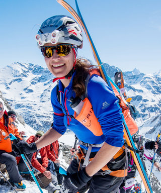 Pippa Middleton Climbs a 33-Mile Race Through the Swiss Alps for Charity