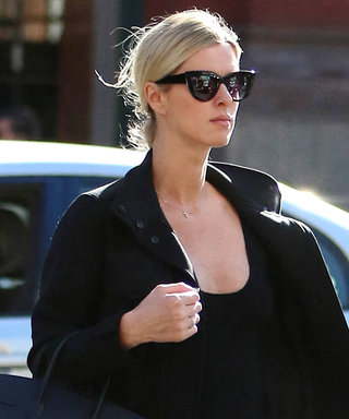 You'll Want to Copy Nicky Hilton's Casual-Chic Maternity Look