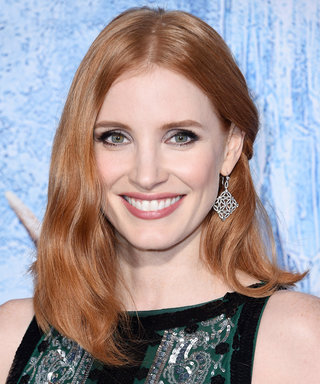 You Have to See Jessica Chastain's Chic, Shorter Haircut