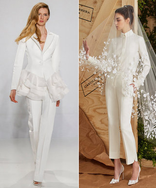 The Top 7 Trends from Bridal Fashion Week