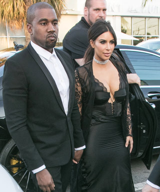 Kim Kardashian Shows Plenty of Skin (and Posts Risqué Pics) While Attending Miami Wedding with Kanye West