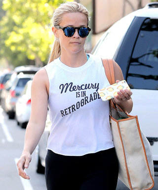 Reese Witherspoon Is Giving Us a Major Heads-Up with Her Latest Workout Tee