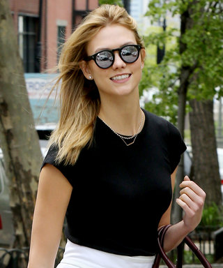 Karlie Kloss Turns One Hot Spring Look Into Two—& Nails It Both Times
