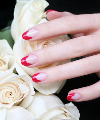 This Petal-Inspired Mother's Day Nail Art Is Perfection