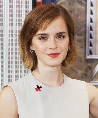 Emma Watson Just Took the Cutest Selfie for Her Feminist Book Club