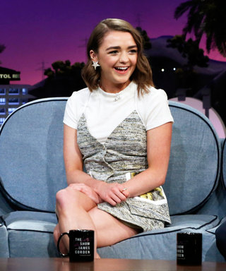 This Baby Photo of Maisie Williams Proves She Was Born to Play Arya Stark on Game of Thrones