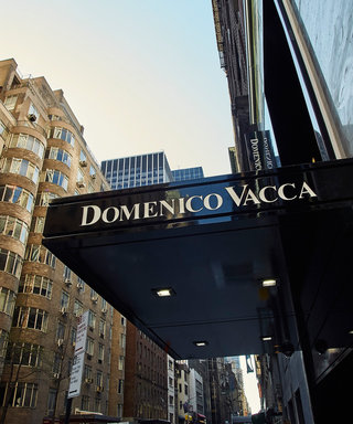 "Domenico Vacca on His Lavish New York Flagship: ""I Got Carried Away"""