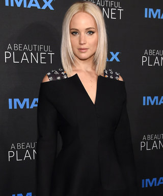 Jennifer Lawrence Wants to Change Your View of the World—Literally