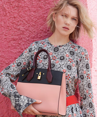 Léa Seydoux Nails Her First Campaign for Louis Vuitton