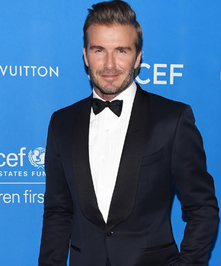 Happy Birthday David Beckham! See 20 Photos of the Smokin' Soccer Star Looking His Hottest