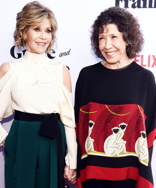 Off-Screen BFFs Jane Fonda and Lily Tomlin Shine at the Season 2 Premiere of Grace and Frankie
