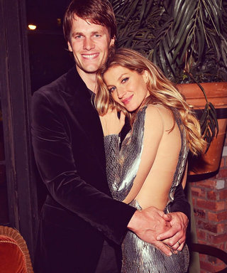 Gisele Bündchen Cuddles Up with Tom Brady at a Signing for Her Book