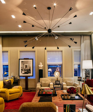 See How theCEO of J.Crew Lives with a Peek Inside HisTribeca Townhouse