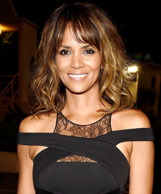 You Have to See Halle Berry's Super-Short Haircut