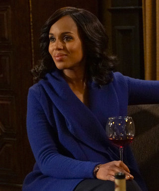 Scandal Fashion Recap: Olivia's in Fifty Shades of Blue