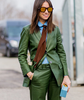 Be a #Girlboss with These Street-Style Takes on Suiting