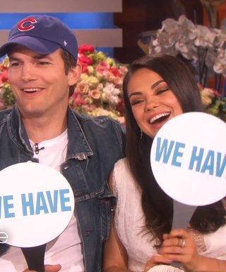 "Mila Kunis, Ashton Kutcher, Kristen Bell, and Dax Shepard Play ""Never Have We Ever"" on Ellen"