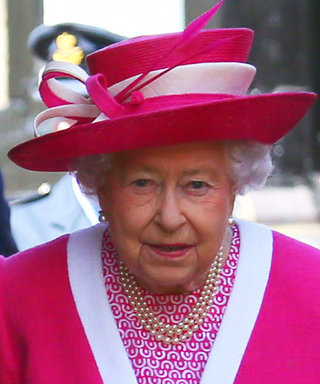 Queen Elizabeth Brightens Up England with Her Latest Cheery All-Pink Look