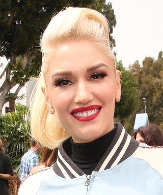 Gwen Stefani and Blake Shelton Take Her Kids to The Angry Birds Movie Premiere