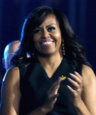 """Michelle Obama Helps Prince Harry, aka """"Prince Charming,"""" Kick Off the Invictus Games"""