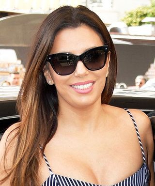 Eva Longoria and More A-Listers Descend on Cannes Showing Major Outfit Game