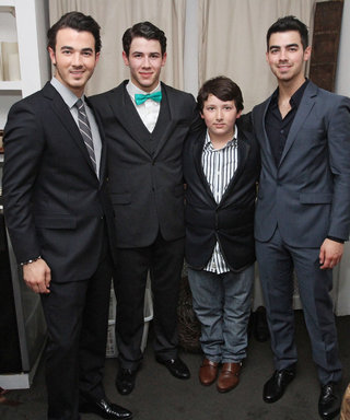 Frankie Is All Grown Up! The Jonas Brothers' Youngest Sibling Hits Prom in Texas