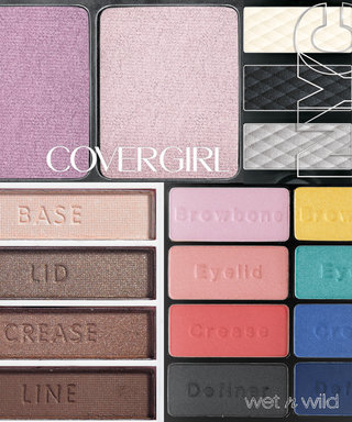 The Five Best Drugstore Eye Palettes for Under $5