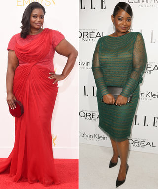 10 Times Birthday Girl Octavia Spencer Was the Queen of Monochrome