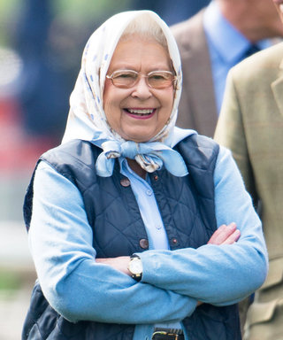 Queen Elizabeth II Had a Blast at the Royal Windsor Horse Show