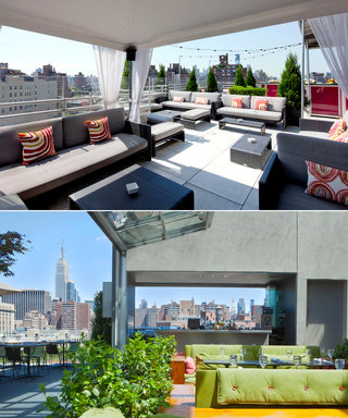 8 Outdoor Rooftop Bars in N.Y.C. You Need to Visit this Summer