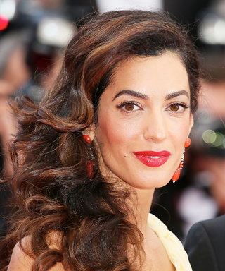 Amal Clooney's Cannes Film Festival Makeup is the Epitome of Hollywood Glamour