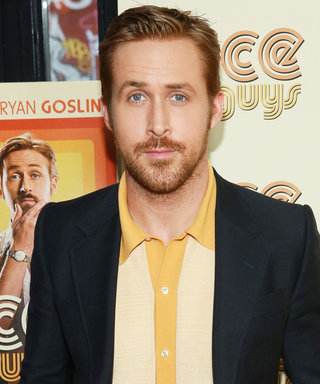 "Ryan Gosling Says It's ""Great"" to Be a Dad Again at New York City Screening of The Nice Guys"