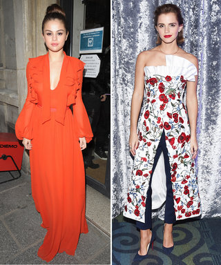 15 Celebrities Teach Us How to Rock Ruffles (without Looking Too Girly)