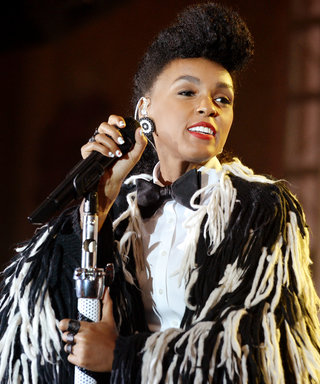 Janelle Monáe Honored at a Gala in Support of Empowering Girls, Nails a Killer Performance