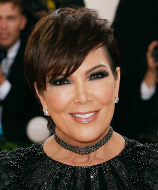 Kris Jenner Just Posted the Most Epic Throwback Snap Featuring All Six of Her Kids