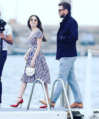 Justin Timberlake and Anna Kendrick Are Having the Best Time Ever in Cannes