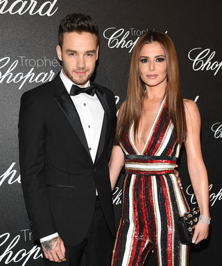 Liam Payne and Cheryl Fernandez-Versini Make a Very Stylish Appearance in Cannes