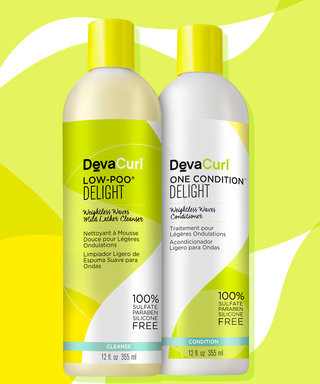 Wavy-Haired Girls, This Shampoo-Conditioner Duo Is About to Change Your LIFE